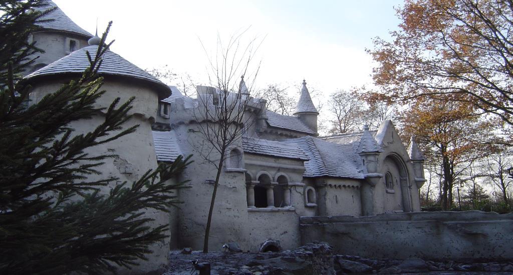 Frozen Castle, Efteling