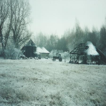 Frost Effects, Frozen Grass