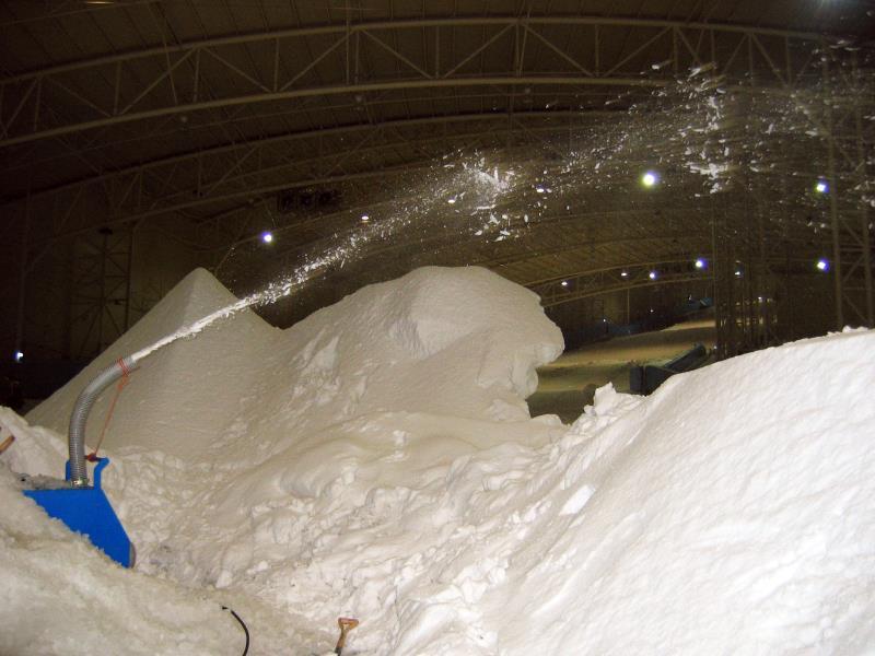 indoor snow ice2snow