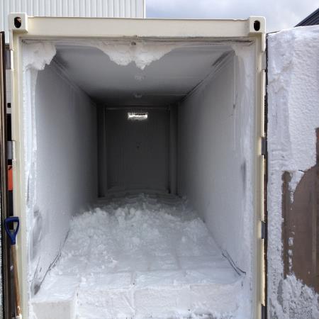 Polar Snow Container